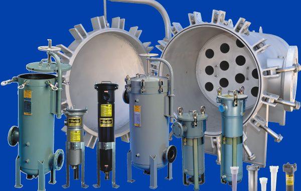 Filtración industrial de líquidos