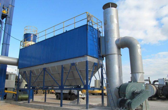 Filtración industrial de aire