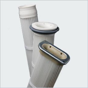 filtro de bolsa plisada