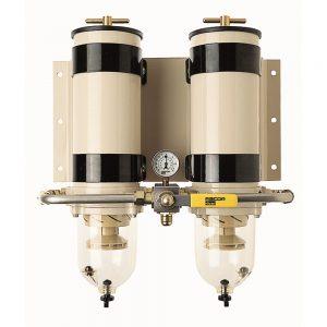 separador agua combustible