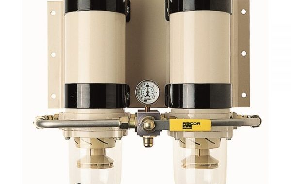 Separadores agua-combustible