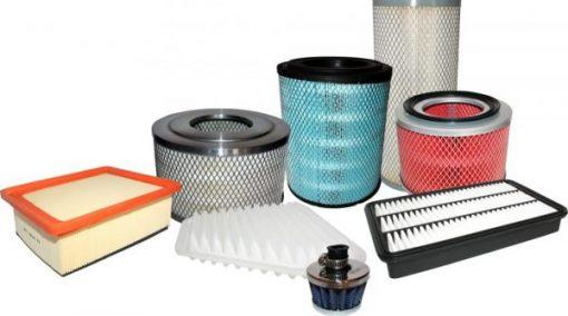 Factores que afectan el rendimiento del filtro de aire.