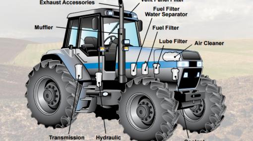 filtros en agricultura