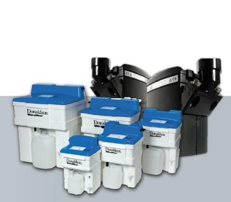 filtracion de condensados